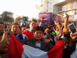 Piuranos confían en el triunfo de la blanquiroja ante Chile