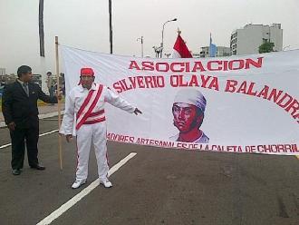 Día del Pescador: descendiente de Olaya no fue invitado a desfile