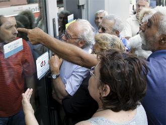 Entérate porqué Grecia está apunto de salir de la eurozona