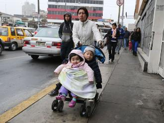 Lima registrará vientos y aumento de frío desde esta semana