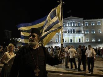 Británico lanza un 'crowdfunding' para pagar deuda de Grecia con el FMI