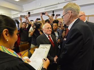 EEUU: algunos funcionarios aún niegan el matrimonio a homosexuales