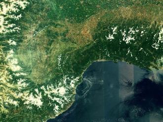 Satélite que investiga el cambio climático envía primeras imágenes