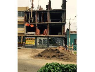 WhatsApp: Construcción de edificio genera inseguridad en el Callao