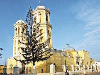 Casi listo expediente para restaurar Iglesia San Pedro de Lambayeque