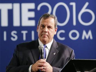 EE.UU.: gobernador de Nueva Jersey quiere ser presidente