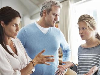 ¿Cómo tener una relación sana entre padres e hijos adolescentes?