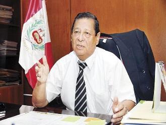 Lambayeque: Gerente de Educación anunció su renuncia porque no es Magíster