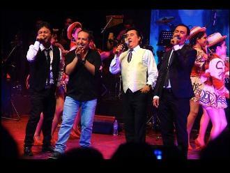 Diosdado Gaitán Castro y Los Ardiles unen voces para celebrar al Perú