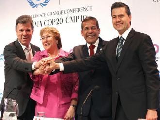 Ollanta Humala y Michelle Bachelet se reunirán en cumbre de Paracas