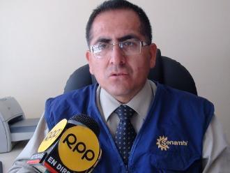 Senamhi advierte cambios climáticos y bajas temperaturas en Cajamarca