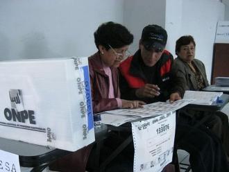 Chiclayo: aplicarán moderno sistema de conteo electrónico en Illimo