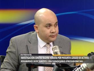 Roy Gates: Comisión Belaunde no quiere que Heredia tenga defensa legal
