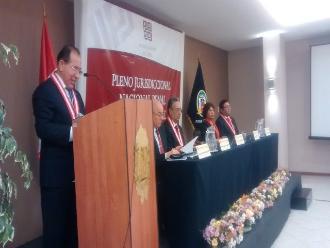 Junín: inauguran ambientes para aplicar Nuevo Código Procesal Penal