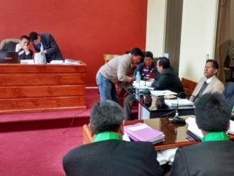 Puno: se reinicia la audiencia contra los procesados por el 'aymarazo'