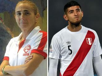 Copa América: Natalia Málaga llamó a Carlos Zambrano