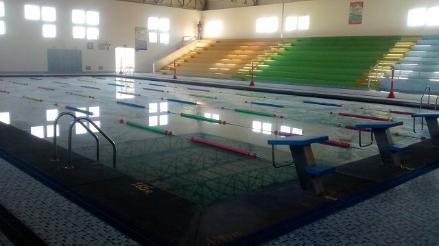 Arequipa: piscina construida en colegio emblemático no es usada por alumnos