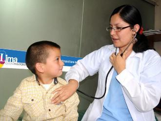 La Libertad: Reportan menos casos de neumonía y asma en el 2015
