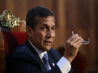 Ollanta Humala: No hay nada que nos vincule con Belaunde Lossio