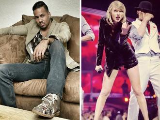 Romeo Santos destronó a Taylor Swift en Youtube