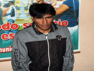 Tarma: PNP captura a agricultor por abusar sexualmente de una menor