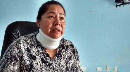 Chimbote: María Díaz niega gasto de medio millón de soles en viáticos