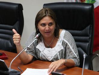 Pérez Tello: Sí se levantará el secreto bancario de Nadine Heredia