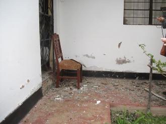 Huaral: detonan explosivos en casa de alcalde de 27 de Noviembre