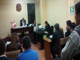 Ayacucho: presidente de la corte será investigado bajo nuevo código procesal