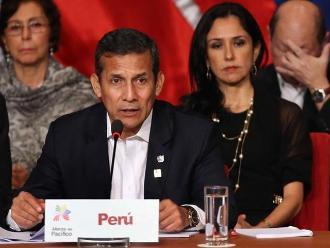 Ollanta Humala inauguró X cumbre Alianza del Pacífico en Paracas