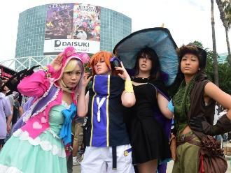 El anime japonés conquista Los Ángeles
