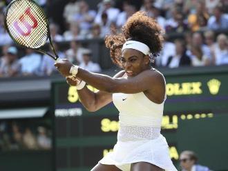 Wimbledon: Serena Williams jugará octavos ante su hermana Venus