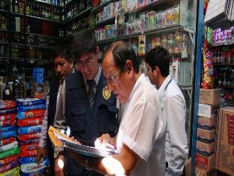 Chiclayo: decomisan medicinas de contrabando por 15 mil soles