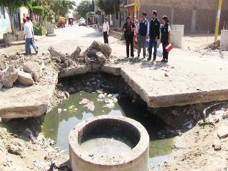Abancay: invertirán 20 millones de soles en sistema de agua y alcantarillado