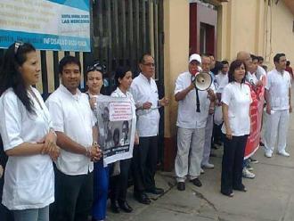 Tumbes: defensoría pide investigar proceso CAS en dirección regional de salud