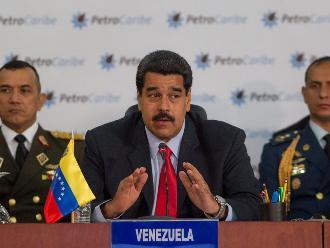 Maduro llama a poner fin
