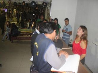 Chiclayo: inician notificaciones a locales nocturnos sobre nuevos horarios