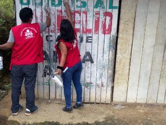 JNE reporta propagandas indebidas en elecciones complementarias