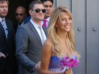 Michael Bublé y su esposa Luisana Lopilato esperan su segundo hijo