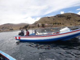 Puno: turistas varados se quedarán hasta mañana en isla de Taquile