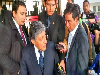Arequipa: dictan seis meses de arresto domiciliario a Juan Manuel Guillén