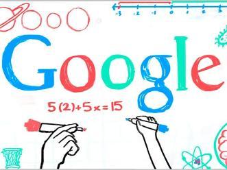 Google y su doodle animado por el Día del maestro