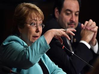 Aprobación a Bachelet se sitúa en 27 %, la más baja de sus dos mandatos