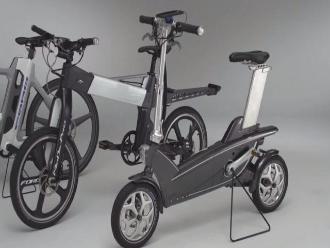 Diseñan una bicicleta que da direcciones y mide el pulso