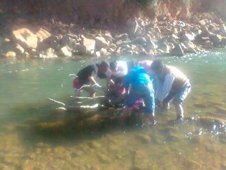 Huancavelica: hallan cuerpo sin vida de niña que desapareció hace tres meses