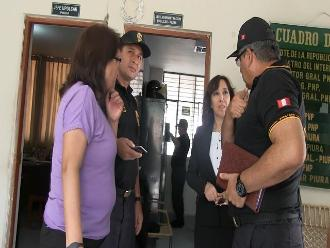Piura: Inspectoría del Ministerio del Interior realiza visita inopinada