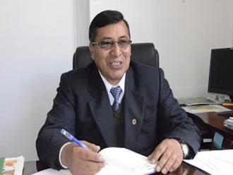 Puno: designan a Ernesto Calancho como nuevo gerente general del GRP
