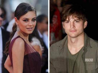 ¿Ashton Kutcher y Mila Kunis finalmente se casaron?