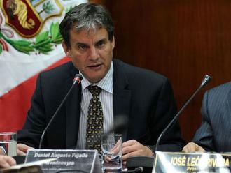 Daniel Figallo: Nadine Heredia no me dejó impresión alguna de corrupción