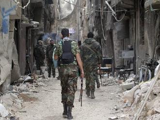 Siria: 78 yihadistas muertos tras ataques de kurdos y coalición